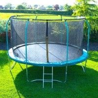Foxhunter 12foott Trampoline Set Review