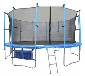 Foxhunter 12ft Trampoline Set Review