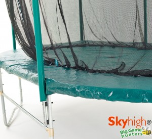Oval Trampoline Review