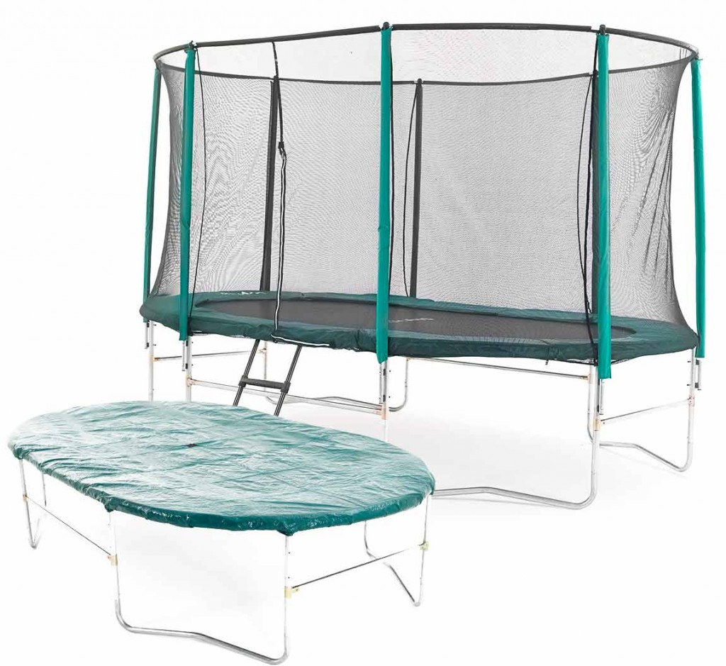 Skyhigh Oval Trampoline