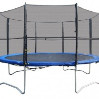 Woodworm 10 Foot Trampoline